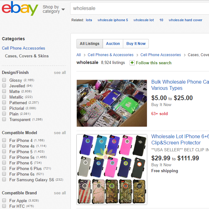ebay business models 6 effective ecommerce strategies