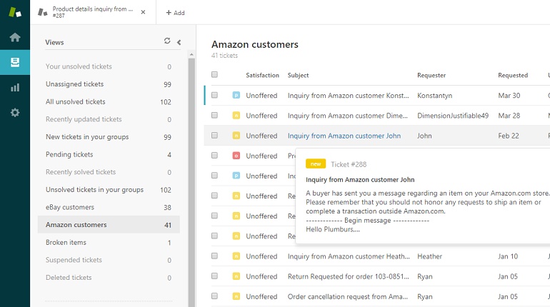 Amazon Messaging System Upgrades For Sellers