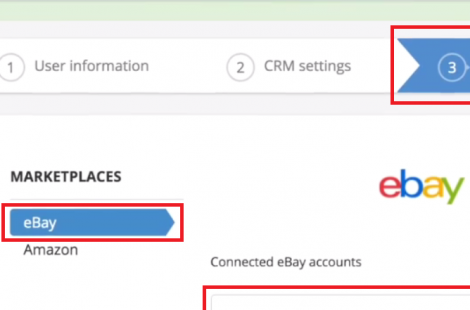 eBay Integration Instructions