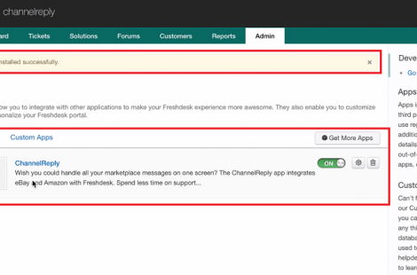 Freshdesk Integration Instructions