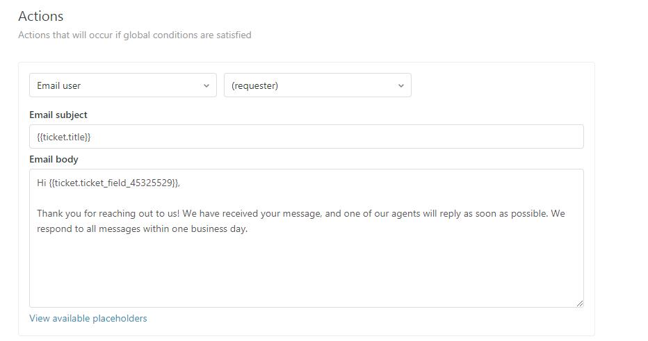 Amazon Autoresponder Message