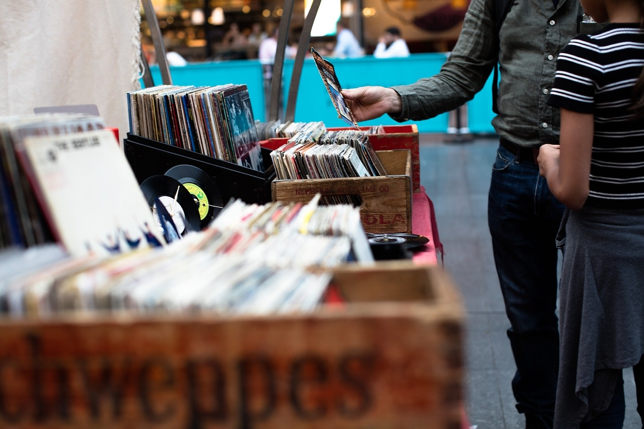 Buying Old Records