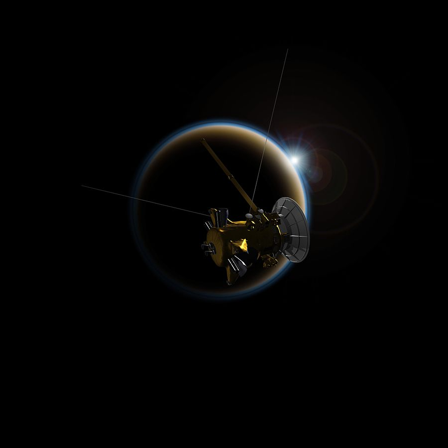 The Cassini–Huygens Probe, Namesake of the Cassini Search Engine