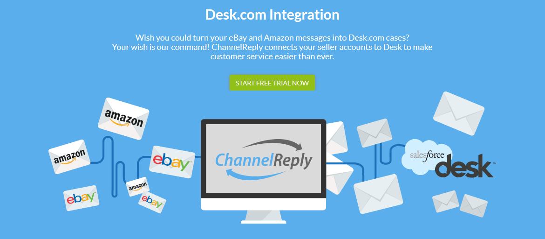 Desk Integration
