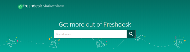 Freshdesk Apps Search