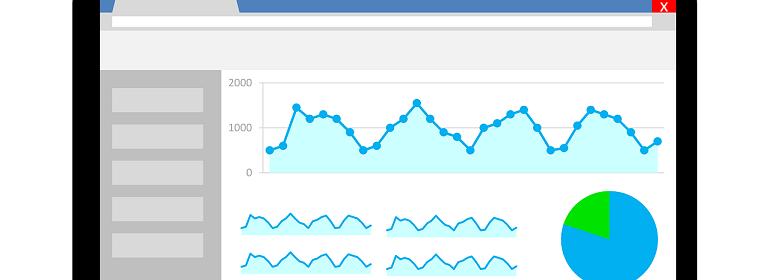 Google-Analytics-Style Interface