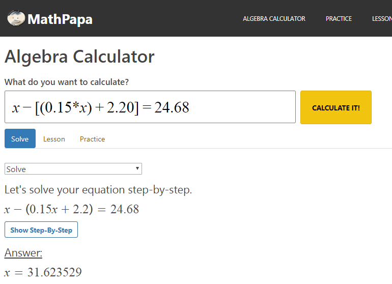 Math Papa Amazon Fees
