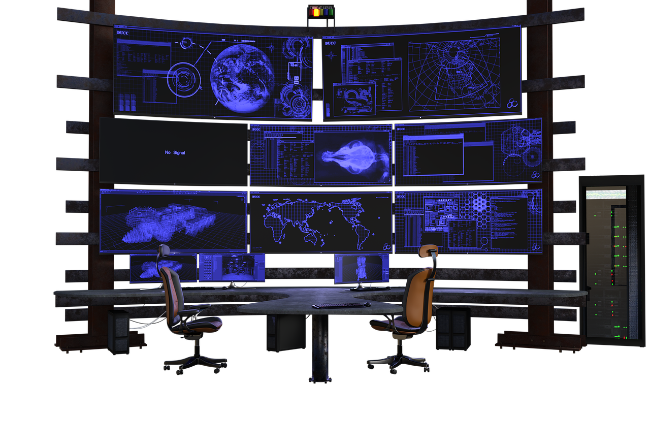 Multiple Computer Monitors