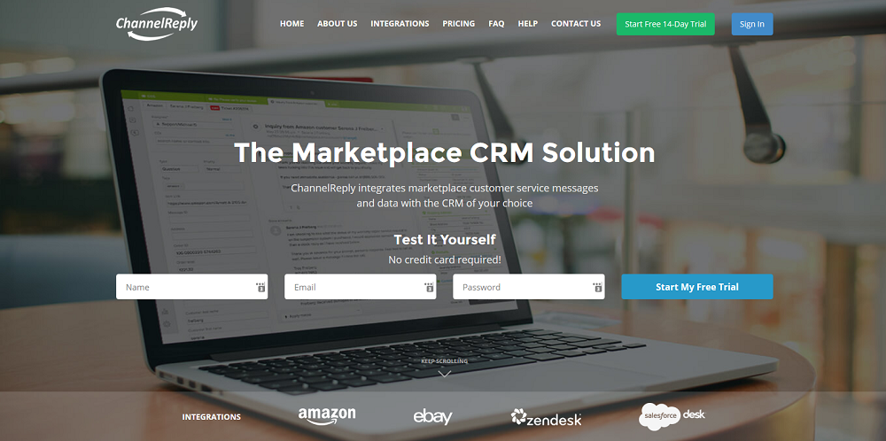 ChannelReply: Marketplace Message Management