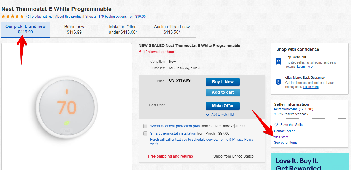 marketing your ebay store without wasting time money rh channelreply com