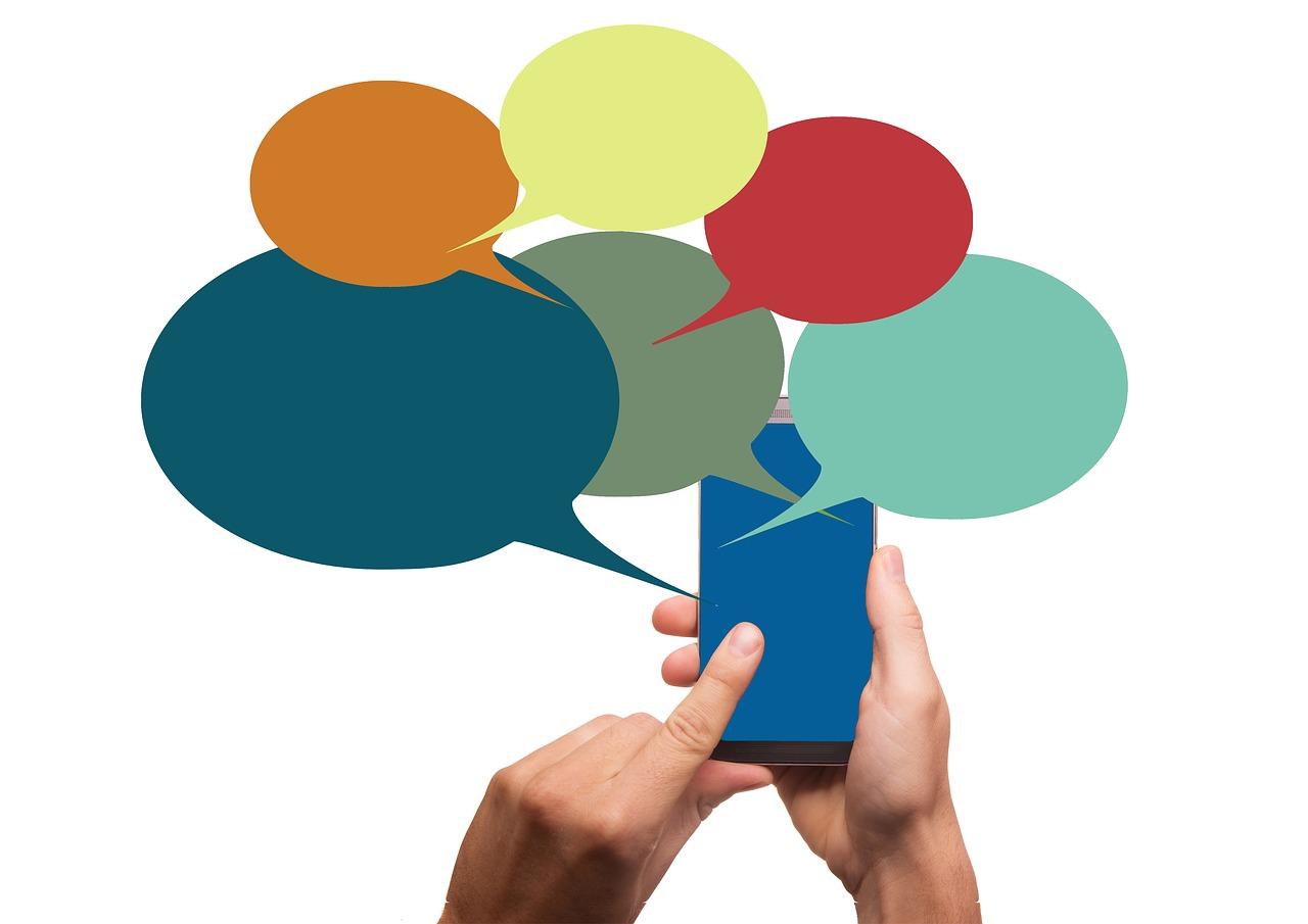 Rapid Messaging on Smartphone