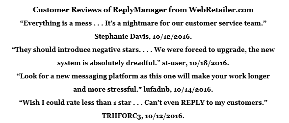 Reply Manager Reviews
