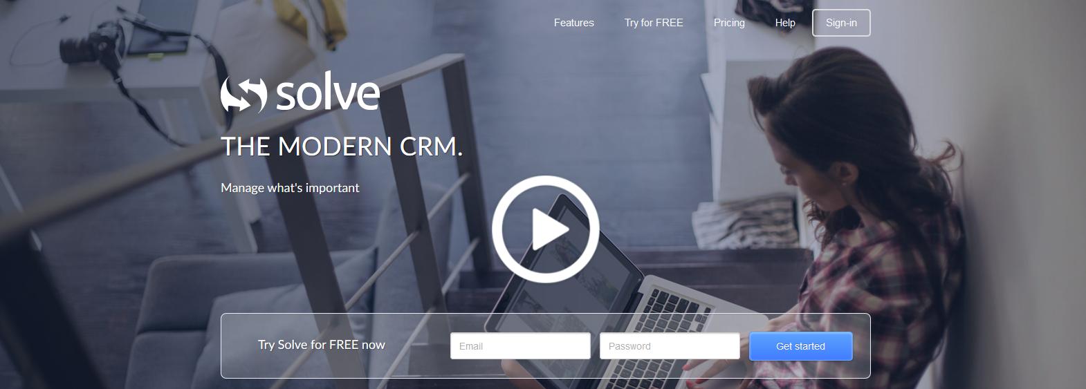 Solve CRM