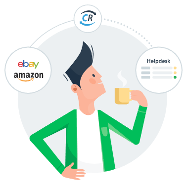 eBay and Amazon Support in One Helpdesk Because of ChannelReply