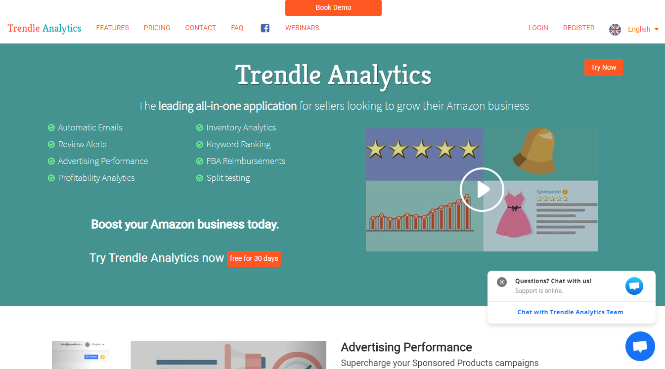 Trendle Analytics