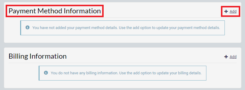 Add Payment Method to ChannelReply
