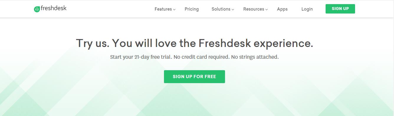 You Will Love Freshdesk