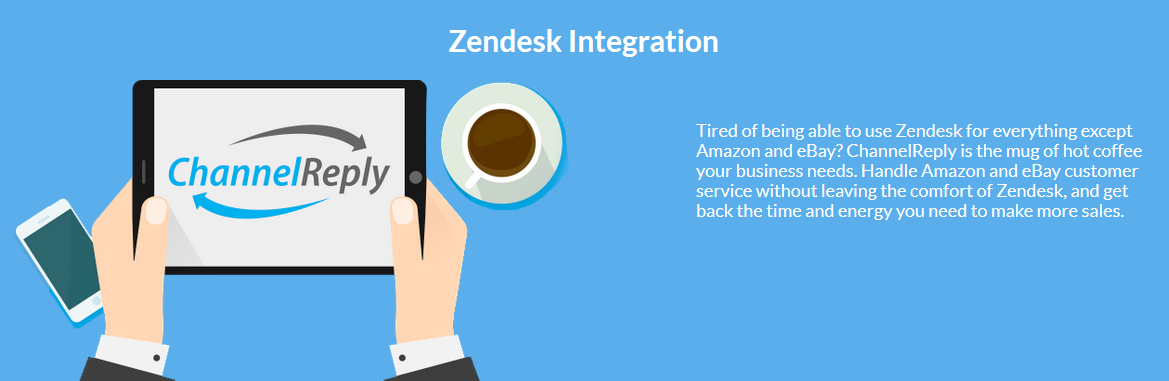 Integrate Zendesk with eBay