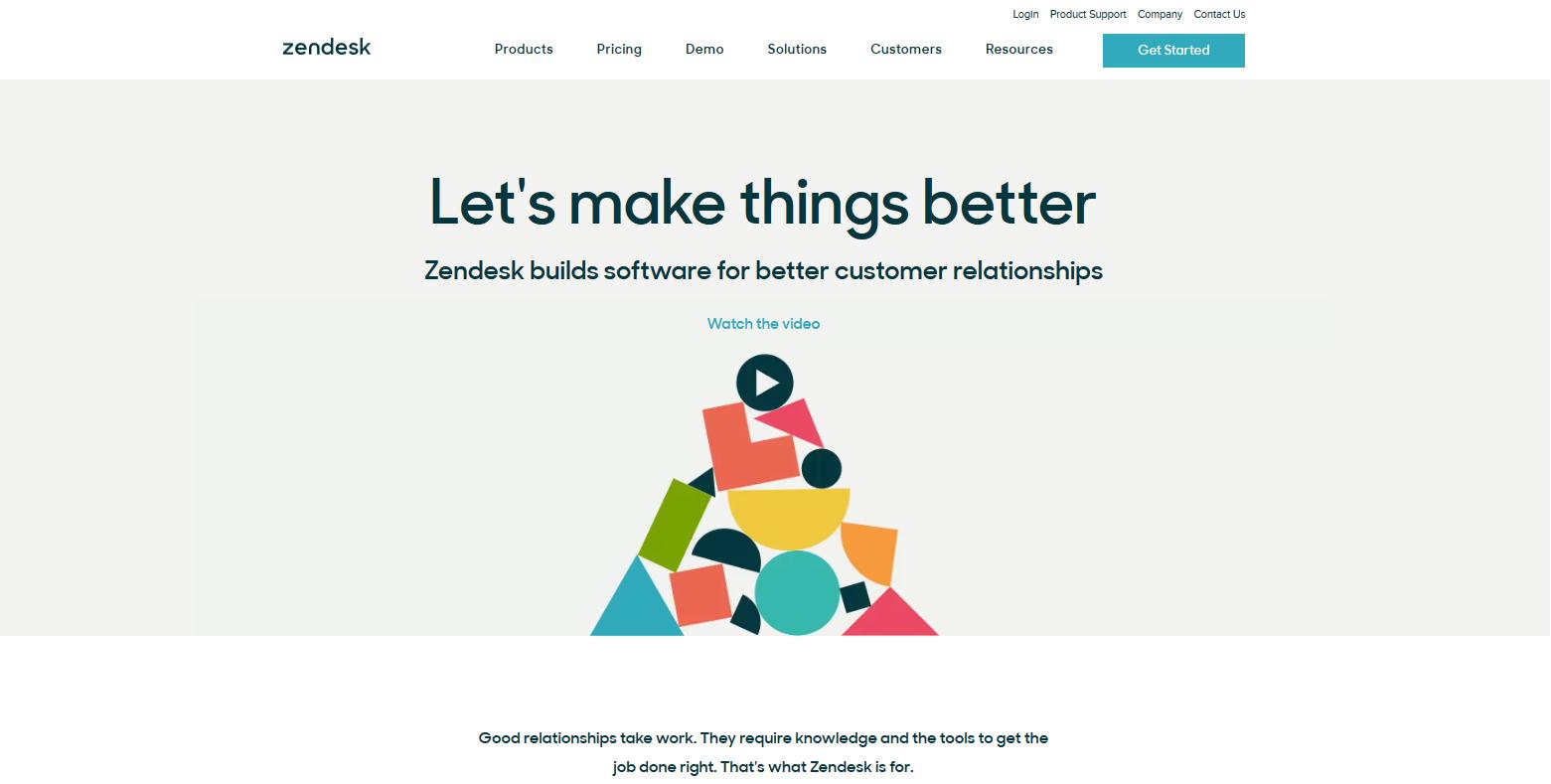 Zendesk, a Top Ecommerce Helpdesk
